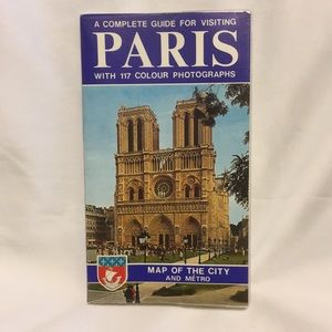 Vintage A Complete Guide For Visiting Paris